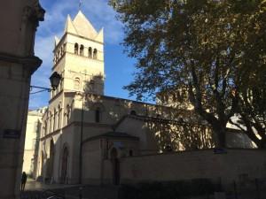 l'église d'Aynée proil