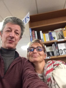 l'éditeur et la photographe